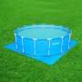Покрытие защитное под бассейн BestWay 58003 488х488см