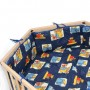 Подушка для манежа 6-секц. (медвежата) KETTLER