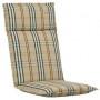 Подушка для кресла с выс.спинкой 121 x 50 cm Kettler