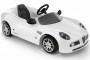 Машинка Toys Toys Alfa Romeo 8C с электрическим мотором 6V