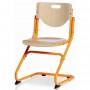 Детский стул KETTLER Chair Plus оранжевый/бук