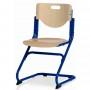 Детский стул KETTLER Chair Plus cиний/бук