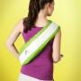 Вибромассажный пояс для похудения RestArt MP-142