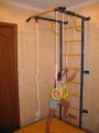 Детский спортивный комплекс ДСК Городок Г-образный пристенный